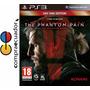 Metal Gear Solid V The Phantom Pain Ps3 Playstation 3 Juego.   COMPRAECUADOR