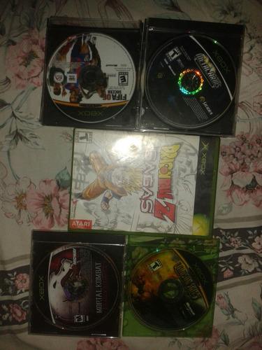 Juegos Xbox Clasico Originales En Venta En Por Solo U S 7 00