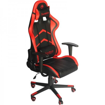 Silla gamer reclinable marvo ch106 ergonomica nuevas for Silla gamer precio