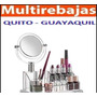 Cosmetiquera Con Espejo De Lujo | CONTO CUATRO