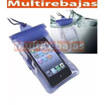2946f6d5f29 Comprar Funda Contra Agua Universal Para Celulares / Sumergible 100%
