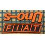 Emblema Fiat Uno-s   AUTOACCESORIOS