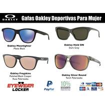 74121c1de3 Comprar Gafas Oakley Deportivas Polarizadas Mujer Originales