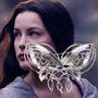 Señor De Los Anillos Broche, Prendedor Mariposa Elfa Arwen | NOVELERIAS