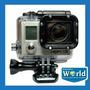 Camara Digital Gopro Hd Hero 3 Black Edition 4k Acuatica | COMPUWORLDSTODGO