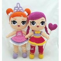 Muñeca Lol Unicornio!!! Tejido Amigurumi Crochet - $ 880,00 en ... | 210x210