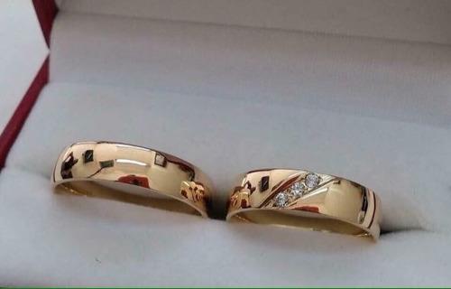 40ff9330d10c Anillos Matrimonio Oro Plata Boda Novia en venta en por sólo U S ...