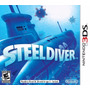 Juego 3ds Steel Diver   SHEKINA5